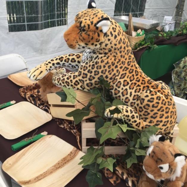 Art Piece – Leopard